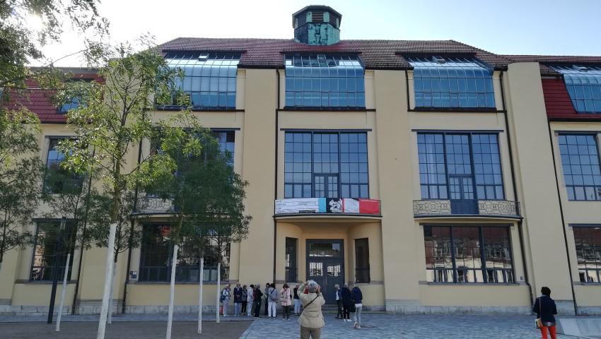 Bauhaus europa-zentrallager krefeld