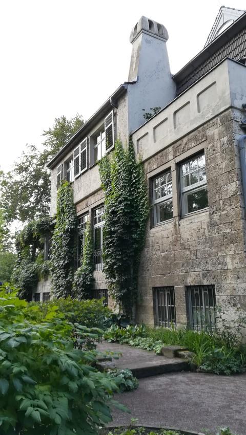 UTF-8   Haus Hohe Pappeln Wohnhaus von Familie van de Velde